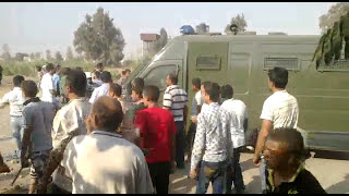 هجوم اهالى عرب جهينه على مساكن ابو زعبل