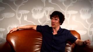 Martin Freeman & Benedict Cumberbatch   Comic Con 2013    MASTERPIECE Sherlock Series 3