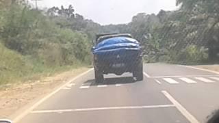 Jalan lintas sumatera , perbatasan jambi dengan sumbar