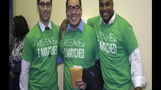 Match Day 2017 @ SUNY Downstate Medical Center