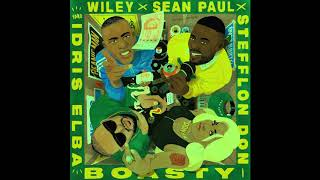 Wiley, Sean Paul, Stefflon Don - Boasty ft. Idris Elba- Boasty (Mista Trick Jungle Mix)