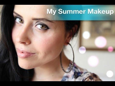 IL MIO TRUCCO ESTIVO! Makeup Tutorial
