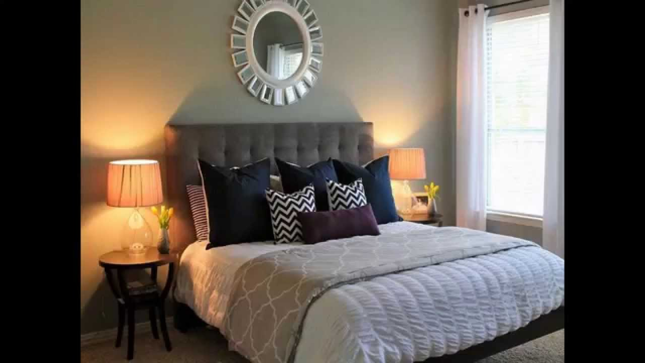 elegant decor for small guest bedroom