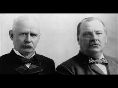 1892 Presidential Election - Grover Cleveland Wins Another Term