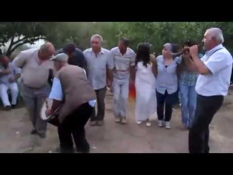 dersim  tunceli köy düğünü  davul zurna  davulcu pilto 2010