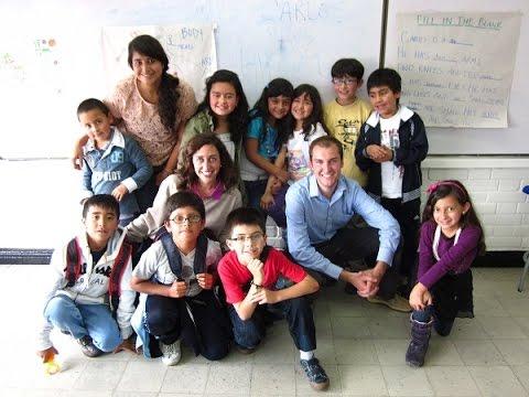 Webinar: Living & Teaching in Colombia