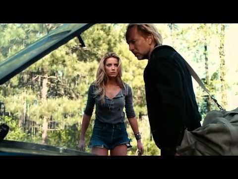 Drive Angry  Amber Heard & Charger RT