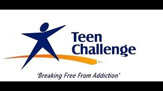 Men's Teen Challenge Worship and Testimonies