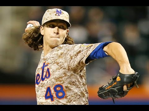 Jacob deGrom 2014 Highlights - YouTube