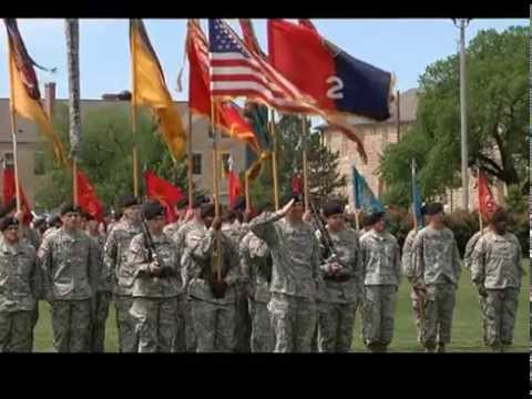 2ABCT Change of Command, Responsibility