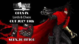 FINAL FANTASY Trading Card Game - Lords & Chaos Launch