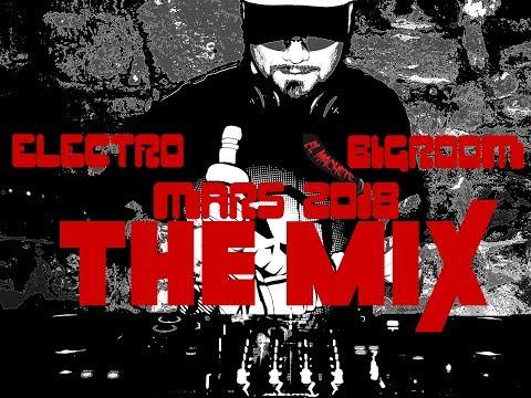 Mix Set Dj El Machete Electro Hard And Bigroom Set 2 Mars 2018