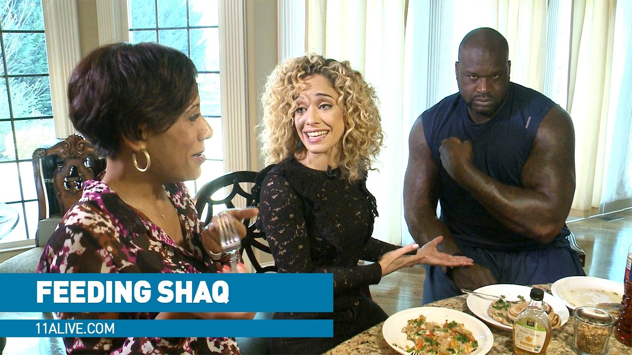 What It Takes To Feed Nba Giant Shaq Youtube Laticia rolle is an actress and producer, known for шафт (2019), someday isles (2020) and the lurking fear. what it takes to feed nba giant shaq