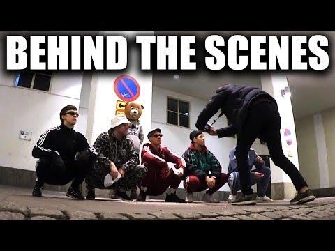BEHIND THE SCENES : TACK FÖR 400K MUSIKVIDEO