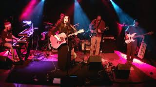 Brie Capone Full Band LIVESTREAM @ Asheville Music Hall 12-7-2017