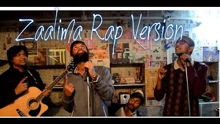 Zaalima | Raees |Arijit singh & harshdeep kaur | Shah Rukh Khan|Rap Version|(One Destination Cover)