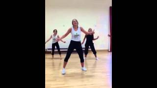 Getting Nasty Zumba routine