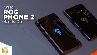 ASUS ROG Phone 2 Hands-On, First Impressions