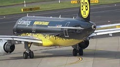 Flieger BVB Flugzeug von Eurowings