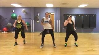 Zumba® with LO - *Uptown Funk / Merengue Mambo Remix*