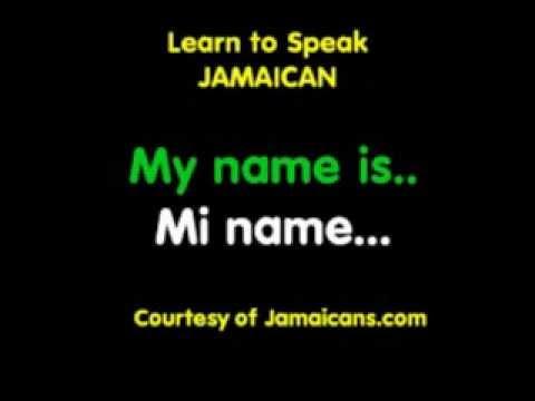 Basic Introductions - Learn to Speak Jamaican Patois
