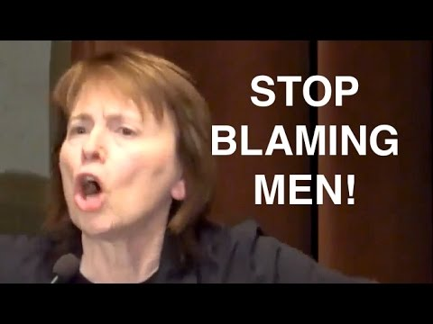 Stop BLAMING Men! Camille Paglia argues women's malaise caused by societal changes, not men - 동영상