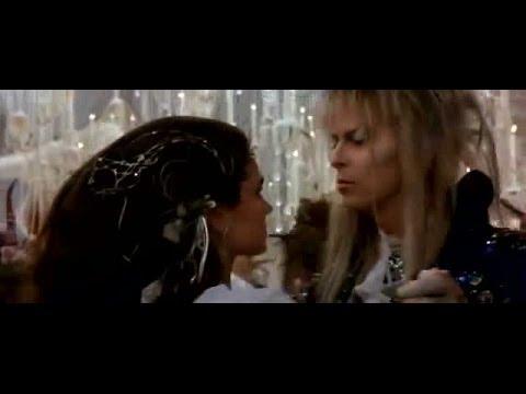 David Bowie & Jennifer Connelly (Labyrinth movie,1986) - Inflagranti ... Labyrinth 1986
