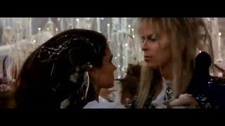 David Bowie & Jennifer Connelly (Labyrinth movie,1986) - Inflagranti (Restart album, 2009)