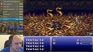 Final Fantasy VI Speedrun Highlight: Day of the Tentacle
