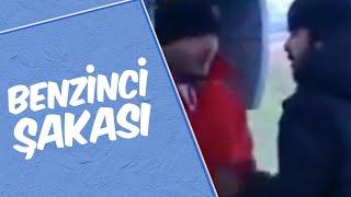 Mustafa Karadeniz -Benzinci Şakası