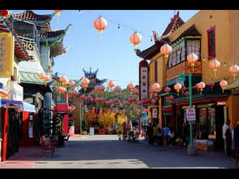 A Walk Around Chinatown, Downtown Los Angeles