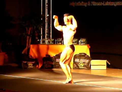 Body Building German Regional Qualifier
