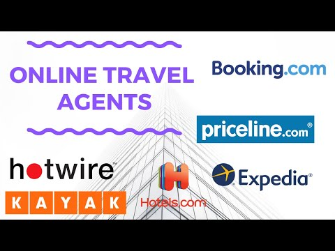 Online Travel Agents [Beginner]