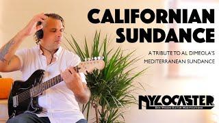 CALIFORNIAN SUNDANCE - Ben Woods - Nylocaster