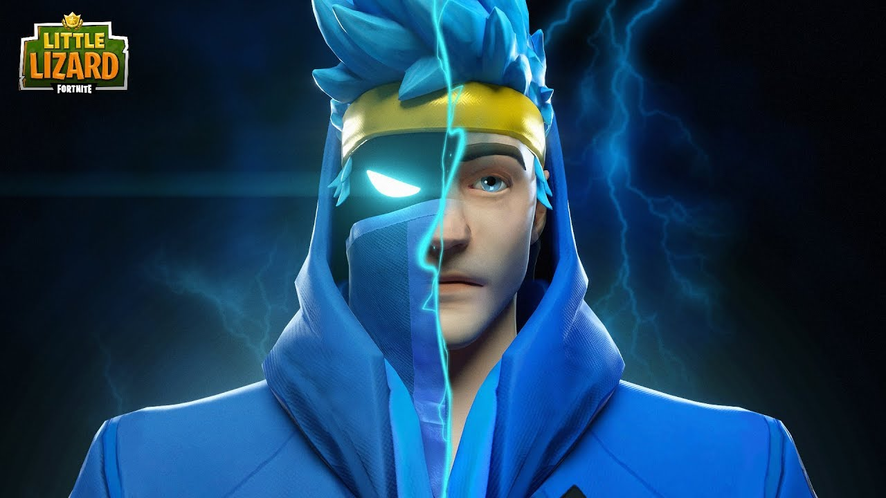 NINJA IS HERE!!! - Fortnite Short Films