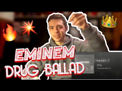 Eminem - Drug Ballad REACTION!!!