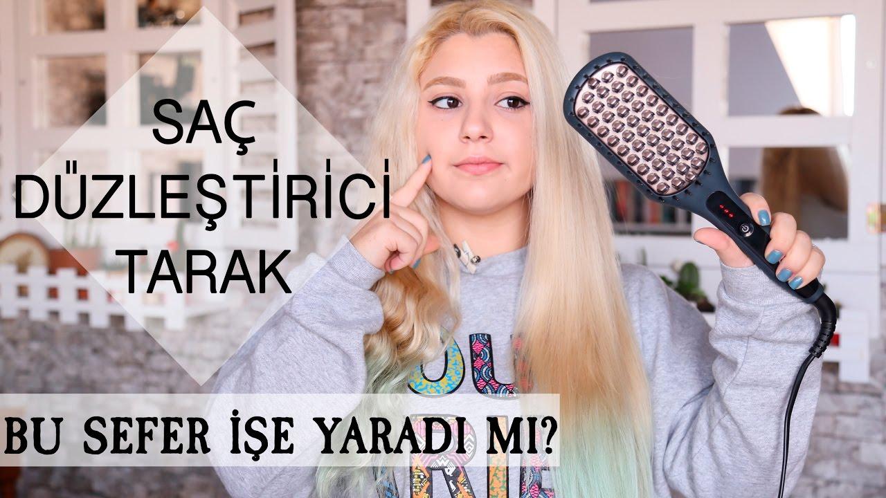 Sac Duzlestirici Tarak 2 Youtube