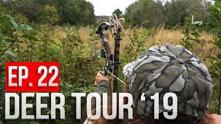 SETTING UP IN A BUCK BEDDING AREA! - Hunting Close to the Road