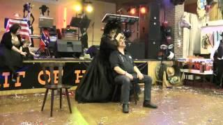 Saloon Redbarn - Oudejaars 2011 - 2012 - Kachinka