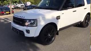 2015 65 LAND ROVER DISCOVERY 4 3.0 SDV6 COMMERCIAL XS 1d AUTO 255 BHP 5 SEATER