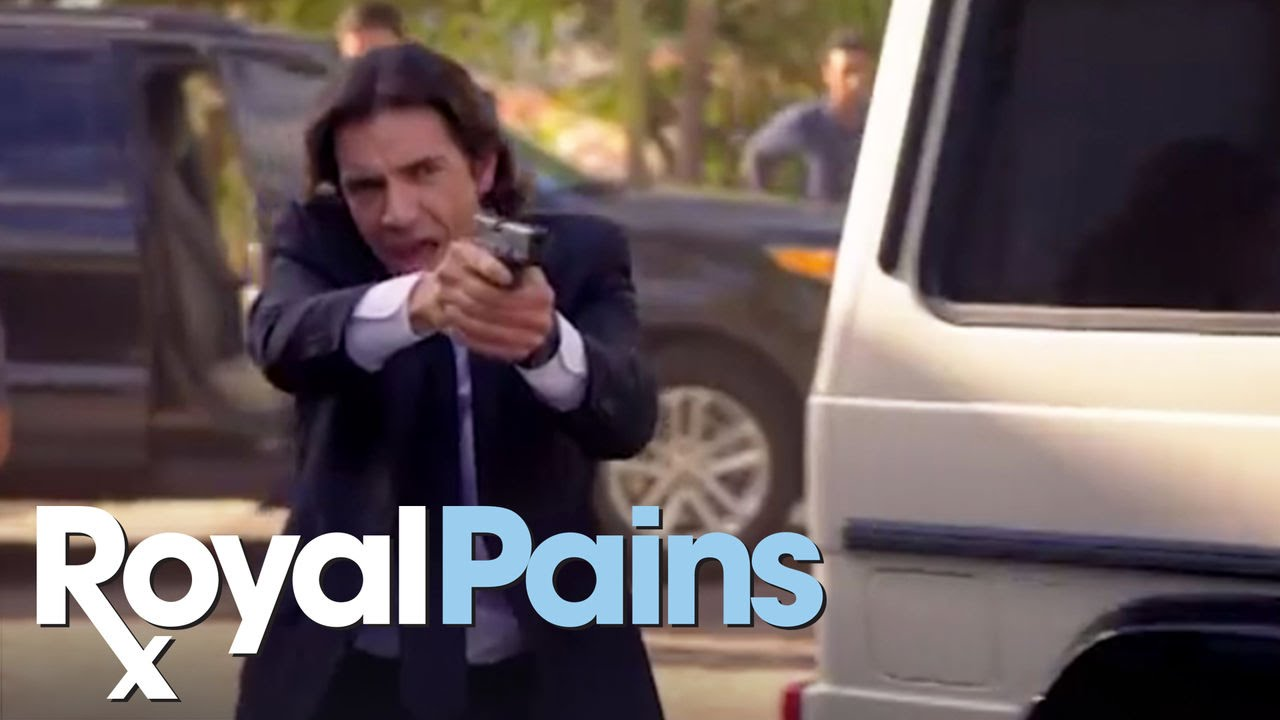 "Download Royal Pains - Season 6, Eps 4 - ""Steaks on a Plane,"" Promo"