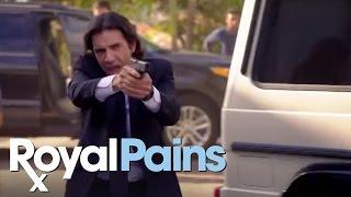 "Royal Pains - Season 6, Eps 4 - ""Steaks on a Plane,"" Promo"