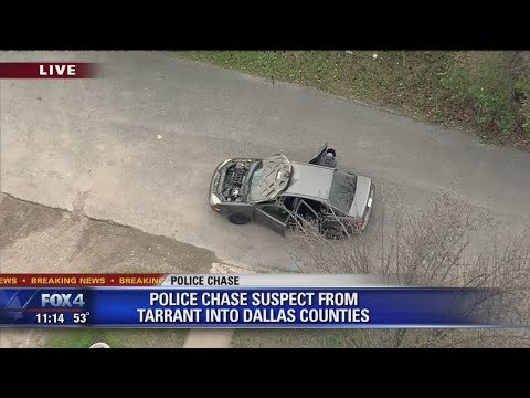 Three bank robbery suspects in custody after Bird Box challenge police chase, foot pursuit