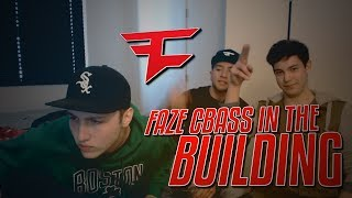 FaZe CBass IN THE BUILDING!
