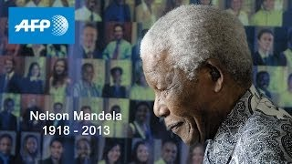 AFP Live - Nelson Mandela : Lying in State in Pretoria - December 11, 14:15 GMT thumbnail