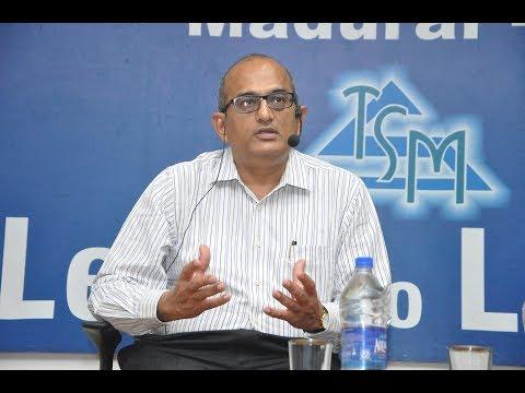 TSM Interactive Session with Shri P Ravichandran