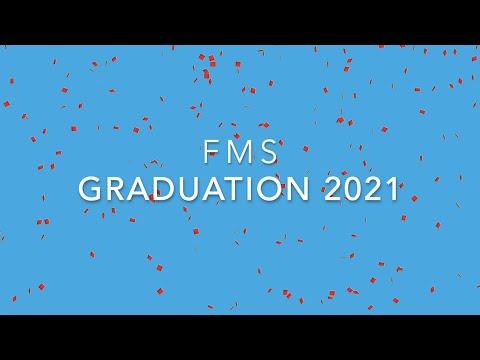 Fortuna Middle School Graduation 2021
