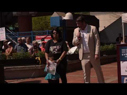Attorney John Phillips Speaks at the Jacksonville March for our Lives​ Event