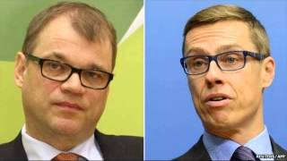 Finland elections: Polls to open amid economic concerns