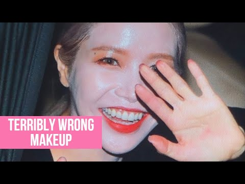 Download 10 Terribly WRONG MAKEUPs Kpop idols ever put on their faces